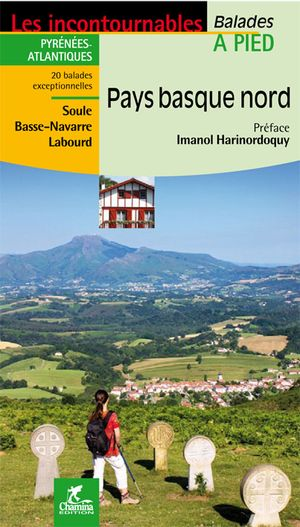 Pays basque nord à pied
