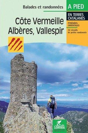 Côte Vermeille - Albères - Vallespir à pied - Catal.Pyr.Or.