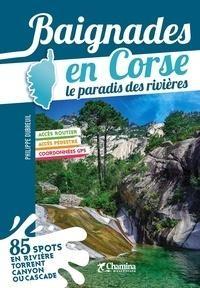 Corse baignades - le paradis des rivières