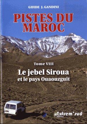 Maroc pistes du M. Le jebel Siroua et le pays Ouaouzguit