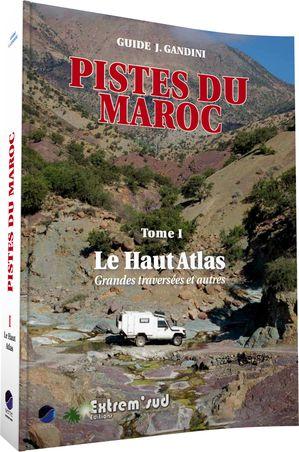 Maroc pistes du M. Haut Atlas