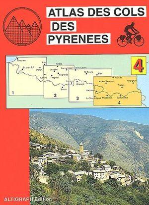 Atlas Des Cols Des Pyrenees Altigraph 4
