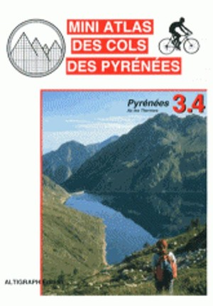 Mini Atlas Des Cols Des Pyrenees 3.4