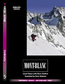 Mont-blanc Toponeige France Switzerland