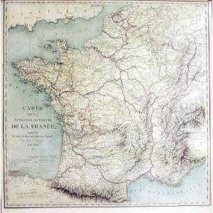 Voies Navigables France En 1820 Breil Editions