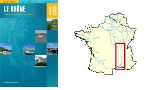 Edb 18 Le Rhone Guide Fluvial Breil Editions