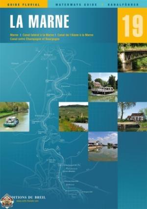Edb 19 La Marne Guide Fluvial Breil Editions