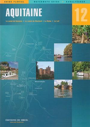 Aquitaine Edb Guide Fluvial 12 Breil Editions