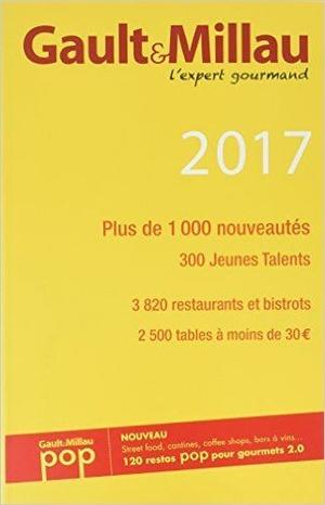 Gault Millau France Frankrijk 2017