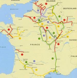Pays De La Loire Navicarte 13