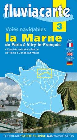 Fluviacarte 3 La Marne De Paris A Vitry
