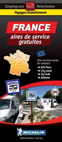 Michelin 2017 Camping-car France 2017