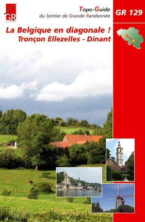 Belgique en diagonale GR129 Ellezelles-Dinant