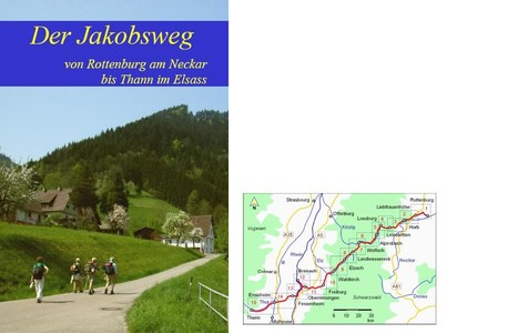 Jakobsweg Ii Rottenburg/neckar-thann
