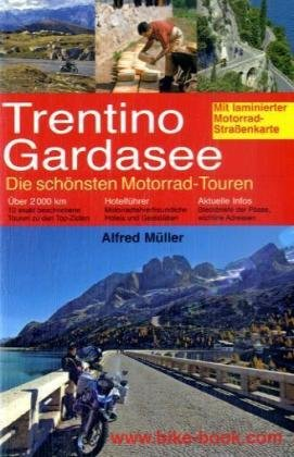 Trentino Gardasee Motorrad