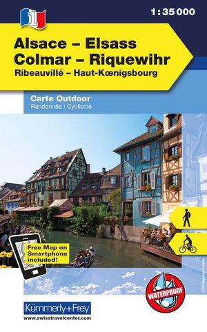 Alsace / Colmar - Riquewihr
