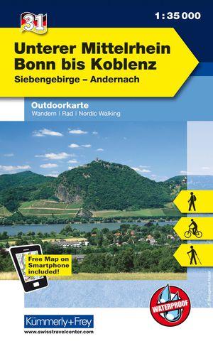 Unterer Mittelrhein Bonn To Koblenz