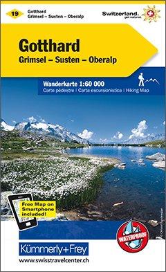 19 Gotthard 1:60.000