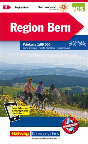 Bern & omg. fietskaart