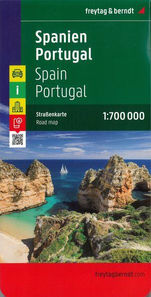 F&B Spanje-Portugal 2-zijdig