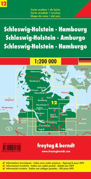 F&B Duitsland 12 Schleswijk-Holstein, Hamburg