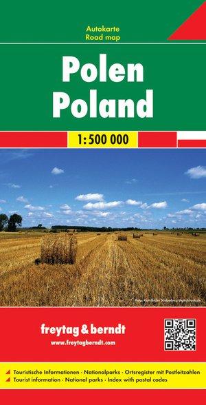 F&B Polen 2-zijdig