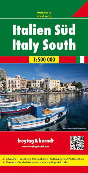 F&B Italië-Zuid