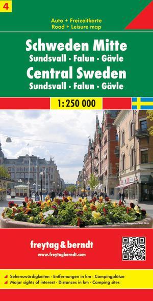 F&B Zweden 4 Midden, Sundsvall, Falun, Gävle