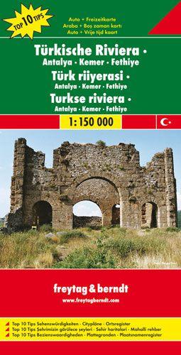 F&B Turkse Rivièra, Antalya, Kemer, Fethiye