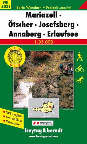 F&B WK5031 Mariazell, Ötscher, Josefsberg, Annaberg, Erlaufsee