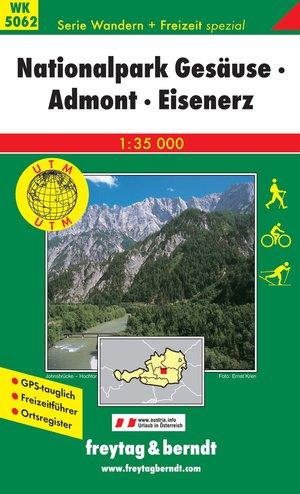 Gesäuse nationalpark Admont Eisenerz