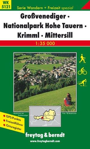 Grossvenediger-nationalpark Hohe Tauern-krimml