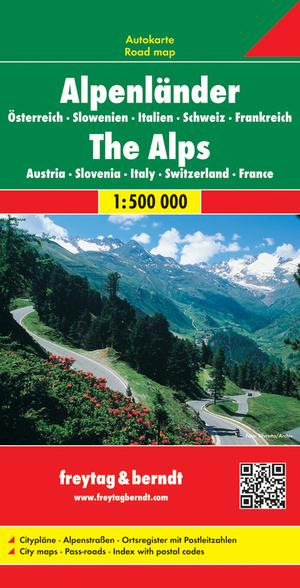 F&B Alpenlanden 2-zijdig