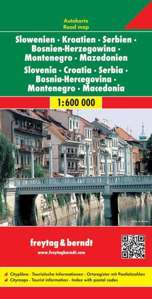 F&B Slovenië, Kroatië, Servië, Bosnië-Herzegovina, Montenegro, Kosovo, Macedonië