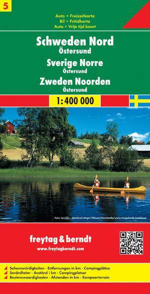 F&B Zweden 5 Noord, Östersund