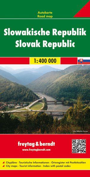 F&B Slowakije 1-zijdig