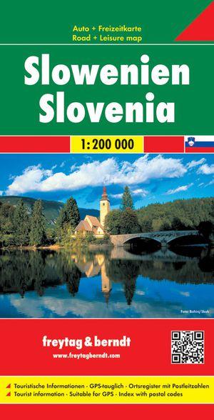 F&B Slovenië 1:200.000