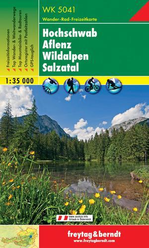 F&B WK5041 Hochschwab, Aflenz, Wildalpen, Salzatal