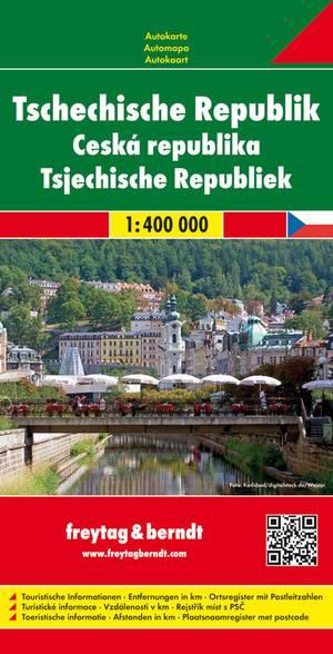 F&B Tsjechië 1:zijdig