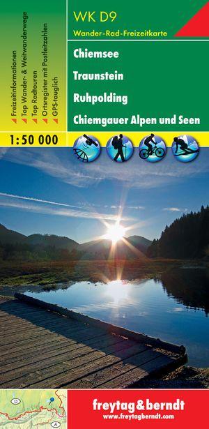 F&B WKD9 Chiemsee, Traunstein, Ruhpolding, Chiemgauen und Seen