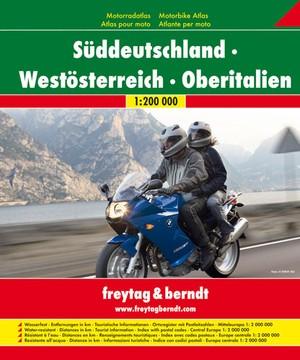Duitsland Oostenrijk Italie Motoratl. Fb