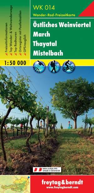 F&B WK014 Östliches Weinviertel, March, Thayatal, Mistelbach