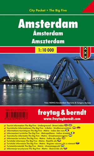 F&B Amsterdam city pocket
