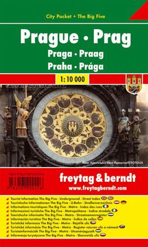 F&B Praag city pocket