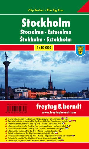 F&B Stockholm city pocket