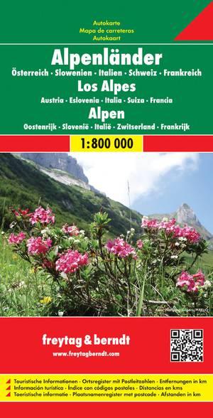 F&B Alpenlanden 1-zijdig