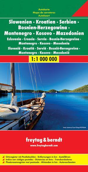 F&B Slovenië, Kroatië, Servië, Bosnië-Herzegovina, Montenegro, Macedonië