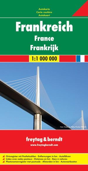 F&B Frankrijk 1-zijdig