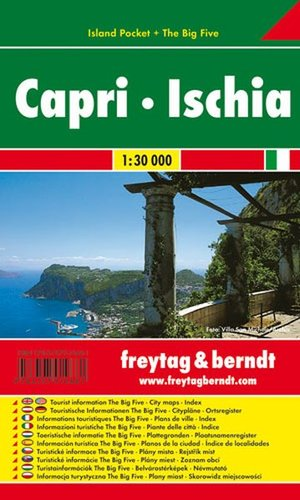 F&B Capri / Ischia Island Pocket