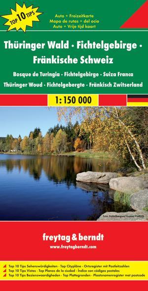 F&B Thüringer Woud, Fichtelgebergte, Fränkische Schweiz